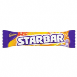 Cadbury Star Bar x 1 Bar 52g
